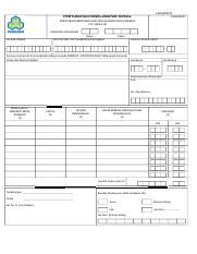 Borang Perkeso Docx Lampiran E Pertubuhan Keselamatan Sosial 2346248101 Peraturan Peraturan Am Keselamatan Sosial Pekerja 1971 Per 44a Caruman Gaji Course Hero