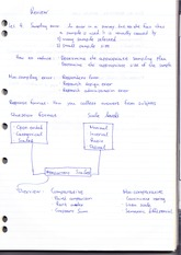 MKTG20004 - Exam revision review