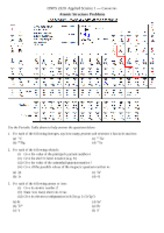 Atomic Structure Problems