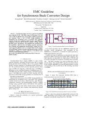 EMC Guideline for Buck Converter Design.pdf