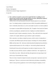 Living in the environment written assignment 2.docx