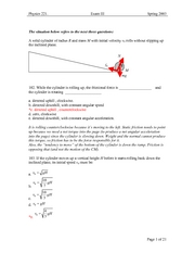 Exam3-solution-Sp03