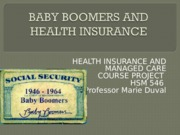 HSM 546 COURSE PROJECT BABY BOOMER (2)