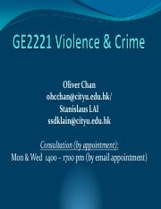 02. Introduction_crime and violence