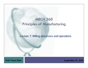 lecture+7+-+milling+processes+and+operations