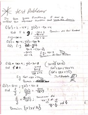 MAT Function Notes