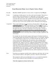 C 101 American Law Essay Sheet.pdf