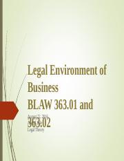 BLAW 363--pp2.ppt
