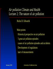 Air+pollution+climate+and+health+-+lecture+2+spring