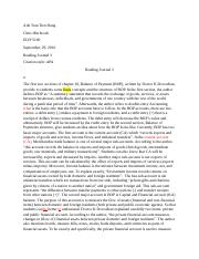 Anh Dang - Anh Dang - Reading journal 3.docx