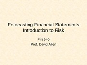 Forecasting-Financial-Statements-Risk