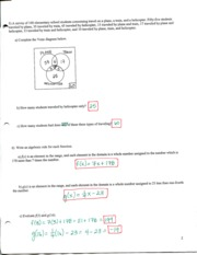 Exam 1 spr07  page 2 Solutions