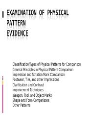 Chapter 5- Examination of Physical Pattern-revised
