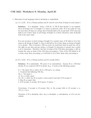 Worksheet-9-Solutions