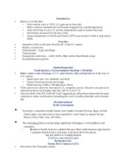 International Marketing Chapter 2 Notes