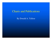 Charts and Publications (single slides)