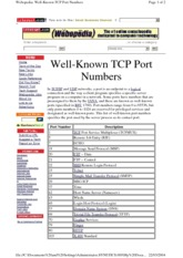 well known TCP IP ports_Joell.pdf