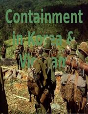 Torrance Walton - 05 - Containment in Korea and Vietnam.pptx