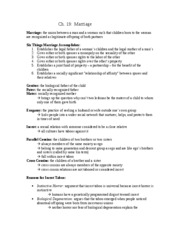 anthro notes ch.19