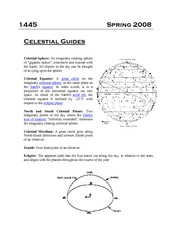 celestail guides for astron lab
