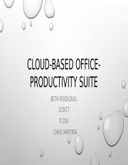 cloud based office productivty suite.pptx