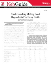 Understanding Milling Feed ByProducts for Dairy Cattle-1