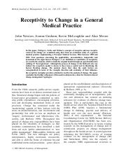 P IMPT_ Newton et al 2003_Receptivity to Change in a General Medical Practice.pdf