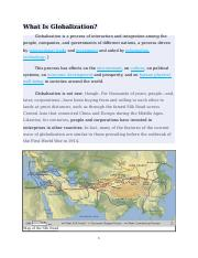 What Is Globalization note-13.docx