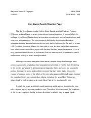 Iron Jawed Angels Reaction Paper.docx