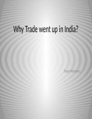 Why trade went up in India (1).pptx