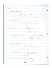 Accounting and Finance Midterm Answers