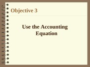 Chapter 1. Accounting overview3