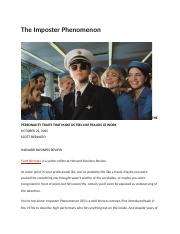 THE IMPOSTER PHENOMENON- The personality traits that make us feel like frauds at work(1)-3.docx