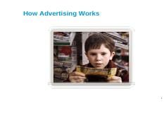 3. How Advertising Works