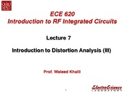 Lect7_Introduction to Distortion Analysis(III)