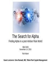 The_Search_for_Alpha_Finding_Alpha_at_Tilden Park_11_14_16 Final2.pptx