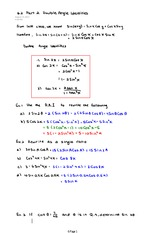 Part 2 Double Angle Identities