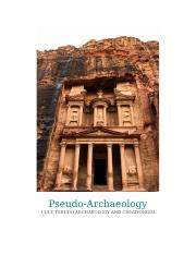 Research project on Pseudo-archaeology.docx