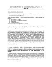 Chemical Pollutants Pre-lab (1).docx