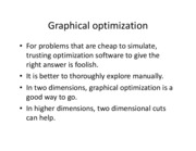 graphical-opt