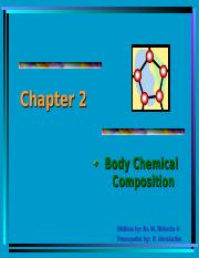 Chapter 02_Body_Chemical_Composition.ppt
