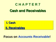 MGA301 Ch7-Lecture Receivables