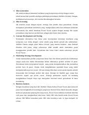 Resume Mp Bab 9 Docx Universitas Airlangga Resume Chapter 9 Mengidentifikasi Segmen Dan Target Pasar Mata Kuliah Manajemen Pemasaran Kelas G Anggota Course Hero
