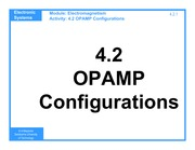 4.2_OPAMP_Configurations
