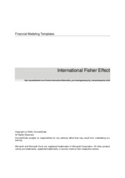 InternationalFisherEffect[1]