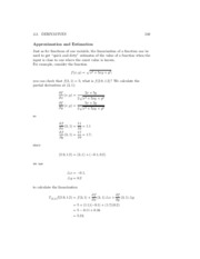 Engineering Calculus Notes 261
