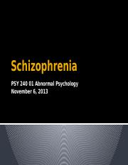 Chapters 14 and 15_Schizophrenia and Txt_shortened_BB notes.pptx