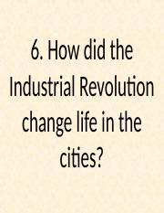 Changes in Cities during Industrial Revolution3.ppt