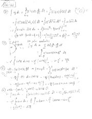 Homework Trig Functions and Double Variable Integrals