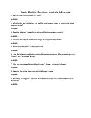 Chapter 15 Article 2 Questions.docx